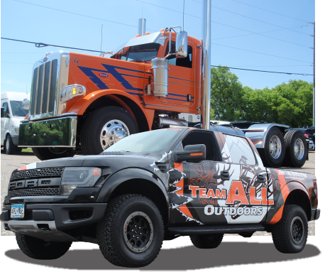 Transport Graphics :: Truck Wraps